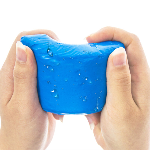 1pc 100g Car Clay Bar Cleaning Auto Blue Clay For Car Truck Cleaning Detailing For Cars Car Styling Cleaning Tools