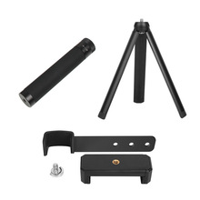 Smartphone Fixing Clamp + Extending Rod Tripod For DJI OSMO Pocket Camera Video Recorder Gimbal