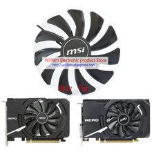 New Original for MSI RX560 GTX1050 GTX1060 AERO ITX  Video Graphics card cooling fan HA9010H12SF Z DC12V 0.57A 3300RPM M560