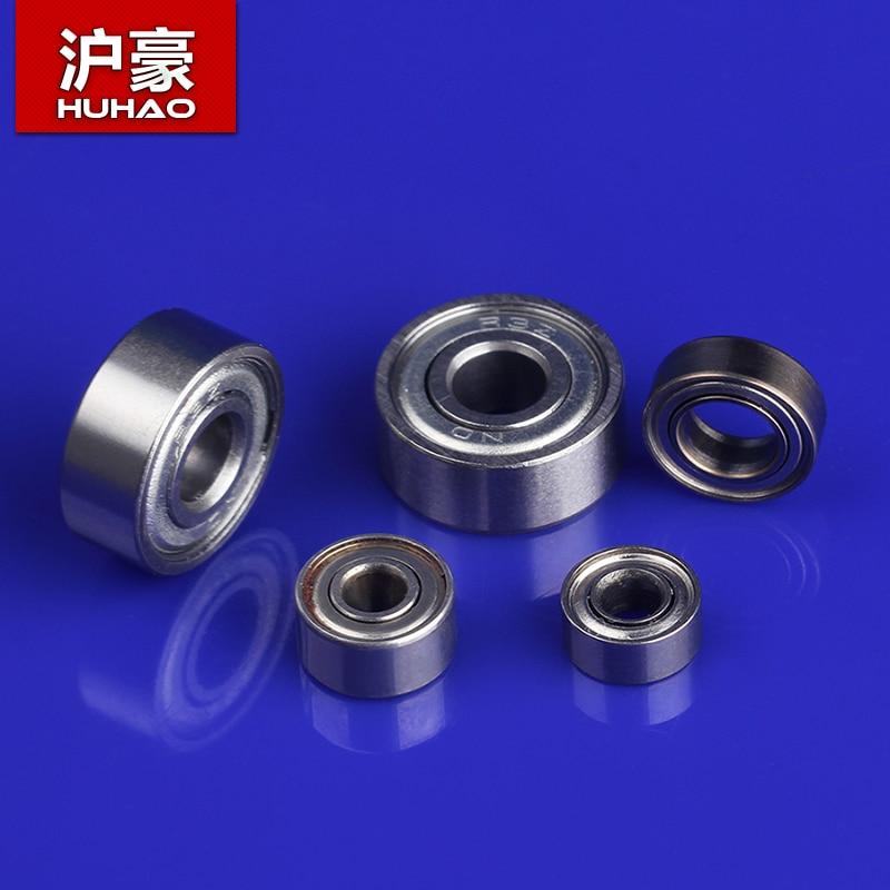 4Pcs Bearing Diameter Angular Contact Ball Bearing 3Dia x 7(1/4), 3Dia x 8(5/16) 5Dia x 9 (3/8)  5Dia x12.7(1/2) 10pcs inch bearing 1622rs 9 16x1 3 8x7 16 1623rs 5 8x1 3 8x7 16 1628rs 5 8x1 5 8x1 2 1630rs 3 4x1 5 8x1 2