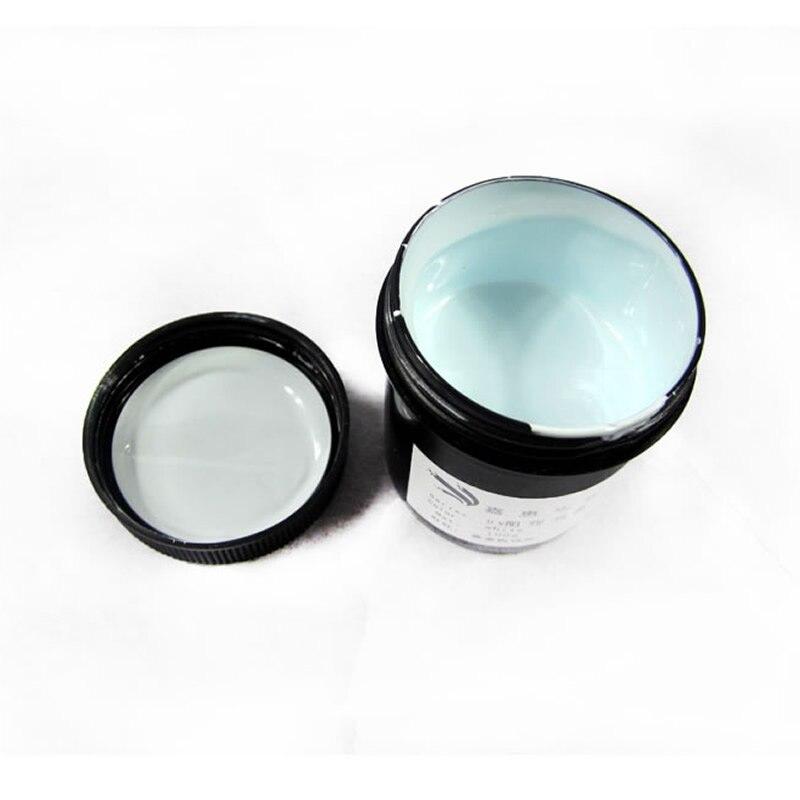 PCB UV photosensitive inks solder mask UV ink, Green/black/red/blue PCB UV curable solder resist ink uv solder resist for pcb fbc board 10ml