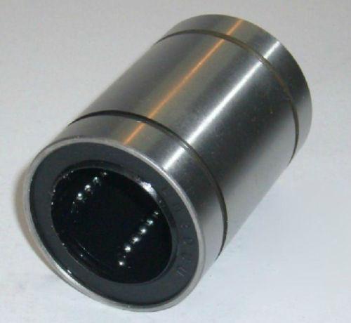 Fixmee Ball Bushings Linear Motion 6mm x 12mm x 19mm Double Sealed Bearing lm6luu 6 x 12 x 35mm carbon steel linear motion ball bearings