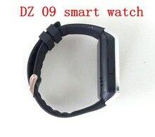 2016 Bluetooth Smartwatch DZ 09 Smart Watch Phone Armbanduhr für IOS Android Smartphone mit Fernbedienung Kamera Passometer Unterstützung SIM TF