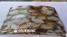 Natural mother of pearl shell laminate for musical instrument and furniture inlay blacklip sea shell paper недорго, оригинальная цена