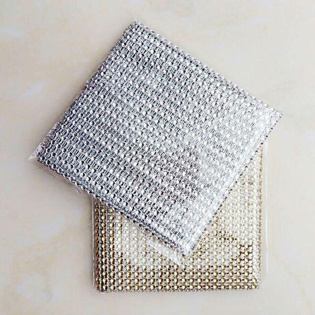 Wedding Cake Decoration – Diamond Mesh Trim Wrap