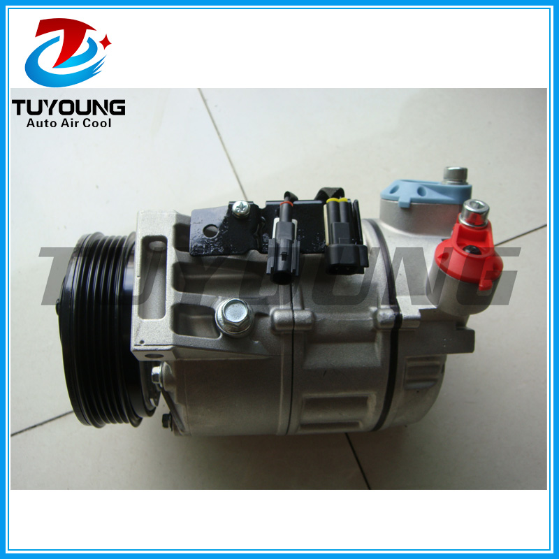 high quality auto a/c compressor DCS17EC for VOLVO S80 II 2.4 D 36002747 30780459 36000456 image