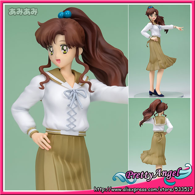 PrettyAngel - Genuine Megahouse World Uniform Operation Sailor Moon Sailor Jupiter Makoto Kino Action Figure kino news