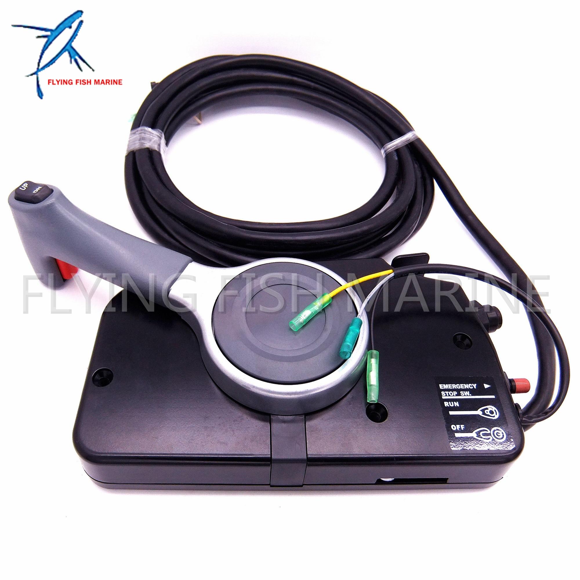 67200-99E56 Side Remote Control Box For Suzuki Outboard Motors With PT Push 67000-99E56 67200-99E71