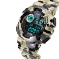 Top Brand Men Sports Watches LED Digital Watch Fashion Outdoor Waterproof Military Men's Wristwatches Relogios Masculinos 2016