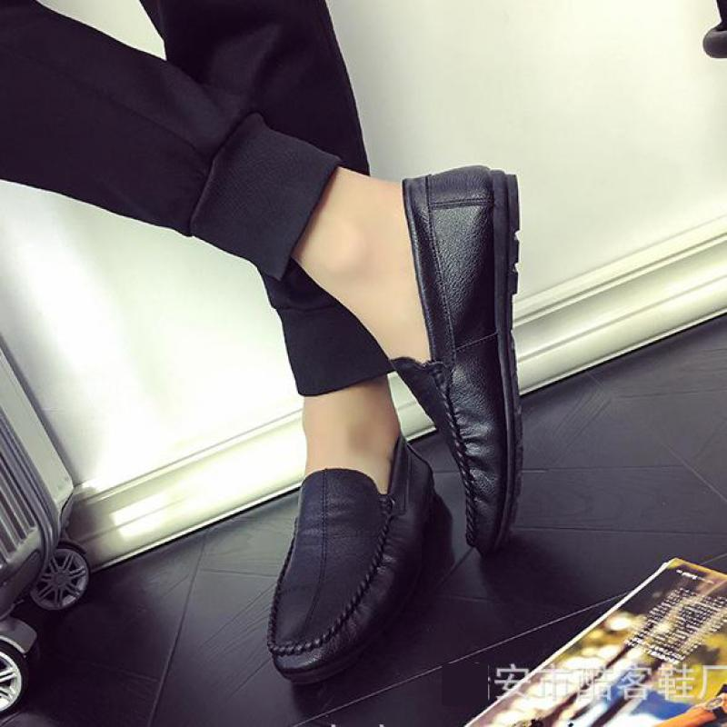 Men Loafers 2017 Casual Boat Shoes Fashion Leather Slip On Driving Shoes Moccasins Breathable Mens Flats Gommino High Quality 2017 new fashion summer spring men driving shoes loafers real leather boat shoes breathable male casual flats