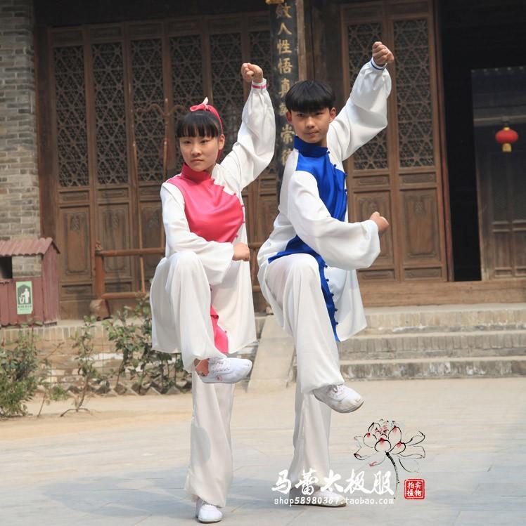 Chinese Tai chi uniform taiji font b clothing b font Martial arts clothes wushu garment outfit