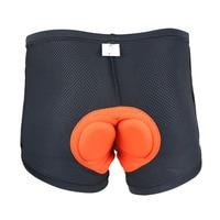 Hurricane Cycling Bike Bicycle Mountaion MTB Shorts Bib Underwear Undershorts Compression Tights Shorts 3D Cool Max