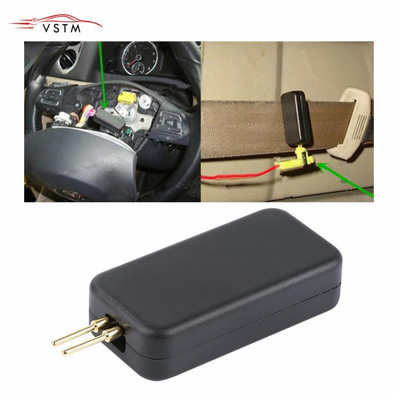 Auto Auto Lkw Universal Airbag Simulator Emulator Bypass Garage SRS Fehler Finden Diagnose Werkzeug