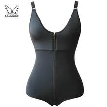 ผู้หญิง shapewear butt lifter เอวเทรนเนอร์สายคล้องคอผู้หญิง body shaper Corrective ชุดชั้นใน Slimming Corsets