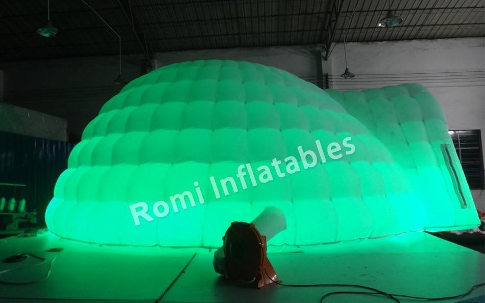 Χρώμα αλλαγής LED φωτισμένη φουσκωτή - Ψυχαγωγία και υπαίθρια αθλήματα - Φωτογραφία 5