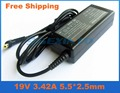 Laptop AC Power Charger 19V 3.42A For Asus N20 N43 N50 N51 N52 N53 N60 N61 N70 N71 N73 N80 N81 N82 NX90 K42 K50 K51 K52 K70