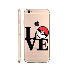 Pokemons Go Durable & Fashionable Case Cover for Apple iPhone