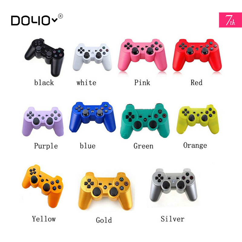 11 Colors 2.4GHz Wireless Bluetooth Game Controller For