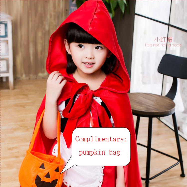 traje de fiesta de disfraces trajes de vestir beb cosplay caperucita roja vestido de nia