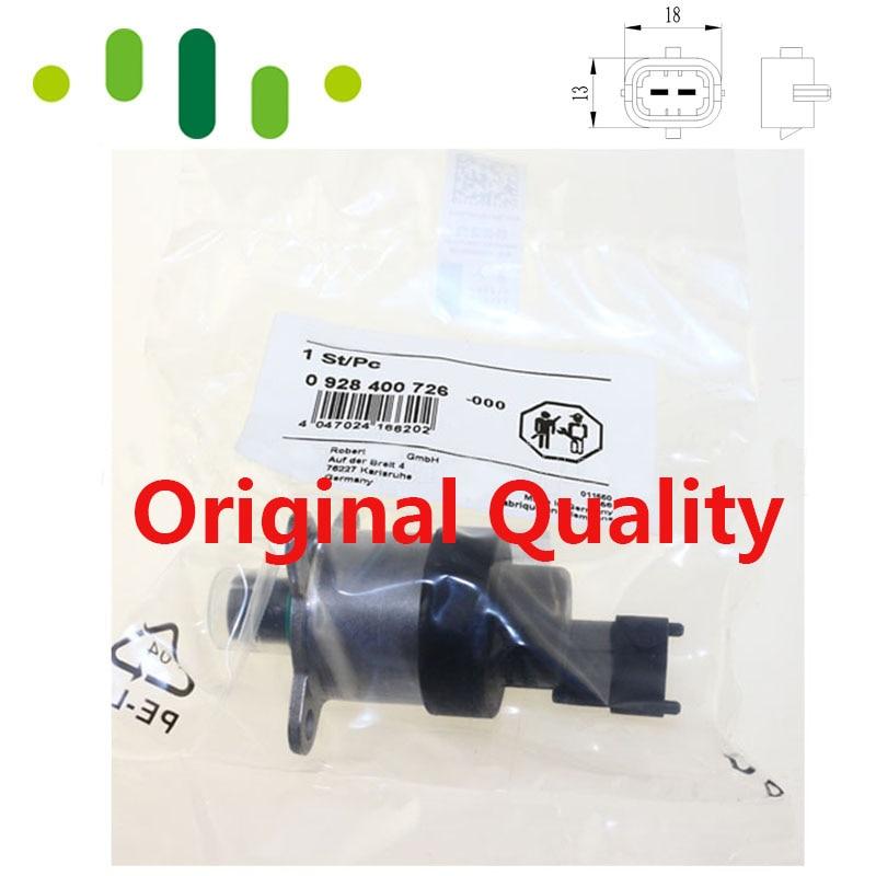 0928400726 71754810 CR Fuel Injection Pump Regulator Metering Control Valve For ALFA LANCIA FIAT DUCATO 120 130 Multijet 2,3 D