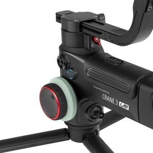 Image 4 - Zhiyun מנוף 3 מעבדה 3 ציר אלחוטי FHD תמונה שידור מצלמה מייצב ViaTouch בקרת כף יד Gimbal עבור Sony Canon DSLR