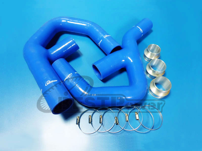 FRONT INTERCOOLER SILICONE HOSE FOR VW GOLF MK5 /MK6/GTI/JETTA /AUDI A3 2.0T blue gauss светодиодная лампа led gx53 8w ld108008208