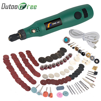 Dutoofree USB Cordless Drill Mini Variable Speed Wireless Power Tools Electric Rotary Hand