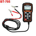 Foxwell BT705 12V Car Battery Testers Analyzer 24V Starting Charging System Tool Directly Detect Bad Car Cell Battery BT 705