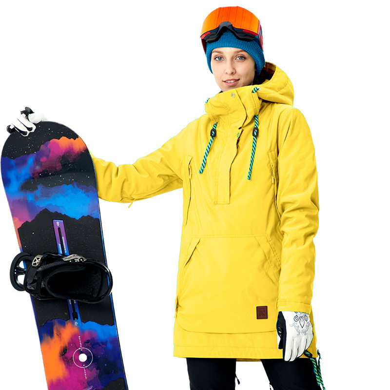 Women Snowboard Jackets 3