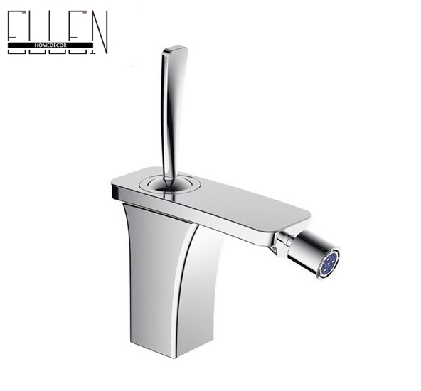 ФОТО Toilet Bidet Faucets Bathroom Bidet Tap Mixer Solid Brass Single Lever