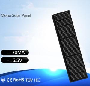 Image 4 - Mini Mono Zonnepaneel 5V 70MA Voor Diy Speelgoed/Solar Gazon Licht Sensor Verlichting/Solar Zaklamp 5.5V