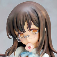 Anime Sexy Figure Kondu Yume 1/7 Scale Painted PVC Action Figure Collectible Model Toys Sexy Adult Doll 15cm