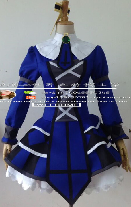 Costume de Cosplay arôme PriPara Kurosu ensemble complet robe uniforme + Cape + couvre-chef