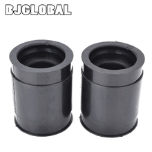 Motorcycle Carburetor Adapter Inlet Intake Pipe Rubber Mat Boots For Kawasaki EX250 ZZR250 Ninja 250 GPX250R GPX250R 1986-2007 цена 2017