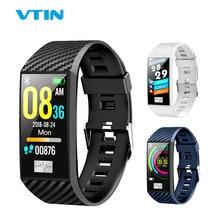 VTIN DT58 смарт браслет ЭКГ PPG спортивные Смарт часы IP68 Водонепроницаемые пульсометр кровяное давление часы спортивный браслет
