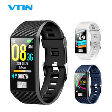 VTIN DT58 Smart Band ECG PPG Sport Watch IP68 Waterproof Heart Rate Monitor Blood Pressure Wristband