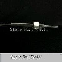 [BELLA] High precision temperature sensor PT100 RTD temperature probe shielded design 2pcs/lot