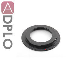 pixco Adapter Ring fits for M42 Lens to Canon EOS EF Mount Camera  Black  550D 7D 5D II 1000D  цена и фото