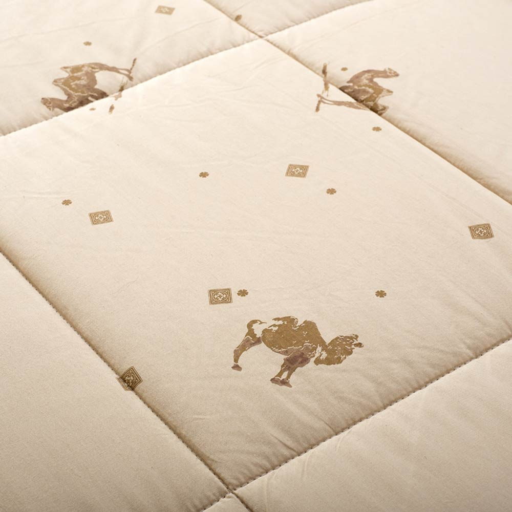 Svetanya stepp Decke winter Quilt 100% kamel haar Füllstoff-in Decken aus Heim und Garten bei  Gruppe 3