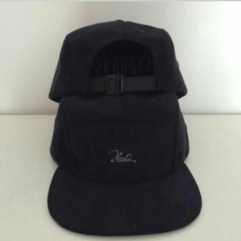 التي في دش عادية شقة حافة قبعة من جلد الغزال المرأة سروال قصير قبعة بتصميم هيب هوب 5 لوحة الرجال الصيف قبعة الشمس الاتجاه قبعة البايسبول سناب باك
