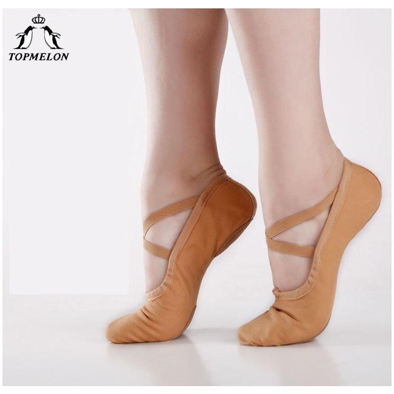 topmelon-leather-dance-wear-font-b-ballet-b-font-soft-cotton-dancing-shoes-for-girls-women-pink-camel-22-27cm-big-size-for-gymnastic-leotards