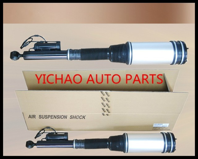 free shipping PAIR REAR AIR SUSPENSION FOR MERCEDES benz S CLASS W220 A  2203202338 2203205013