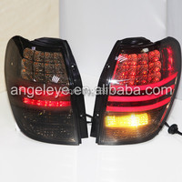 for CHEVROLET Captiva LED Rear Light 2009 2011 year Smoke Black Color Super Lux Style