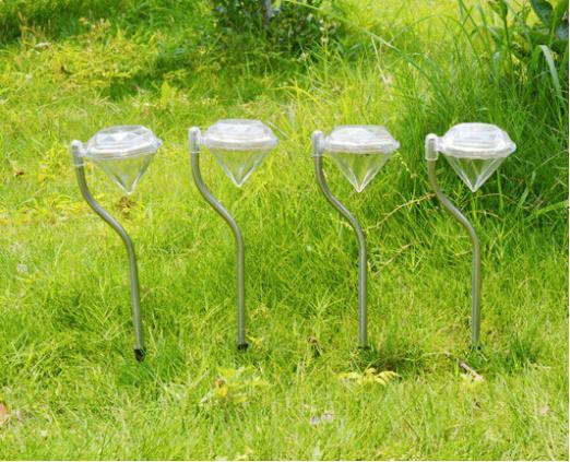Led Spot Garten ~ Wasserdichten outdoor solar power rasen lampen led spot licht