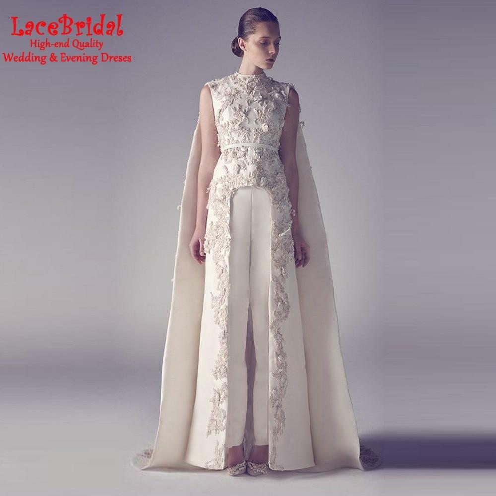 Popular wedding dresses pants buy cheap wedding dresses for Dress pants for wedding