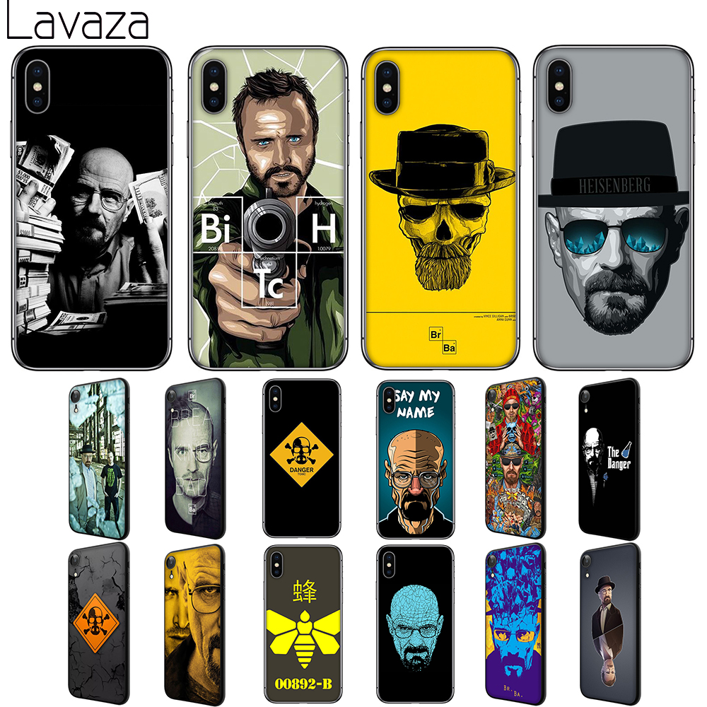 Lavaza Breaking Bad Sneaky Pete Soft Silicone Case Cover for Apple iPhone 6 6S 7 8 Plus 5 5S SE X XS 11 Pro MAX XR in Fitted Cases from Cellphones Telecommunications
