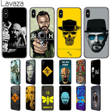 Lavaza Breaking Bad Sneaky Pete Soft Silicone Case Cover for Apple iPhone 6 6S 7 8 Plus 5 5S SE X XS 11 Pro MAX XR