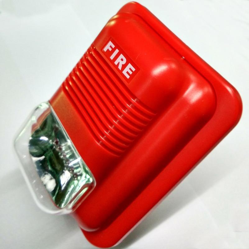 Addressable Sound Strobe