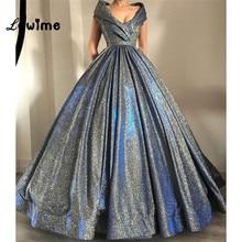 Арабский турецкий Дубай Для женщин вечерние платья Кафтан Вечерние платья 2018 Новое поступление Abendkleider элегантное платье для вечерние