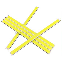 Sumbulbs 17CM 7W COB LED Light Strip 170x10MM 12V Cold White Chip On Board Bar Lamp Bulb for DIY Indoor Outdoor Lighting 700LM